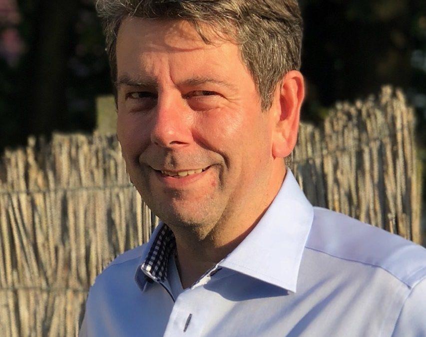 In het zonnetje: Jan Tibbesma
