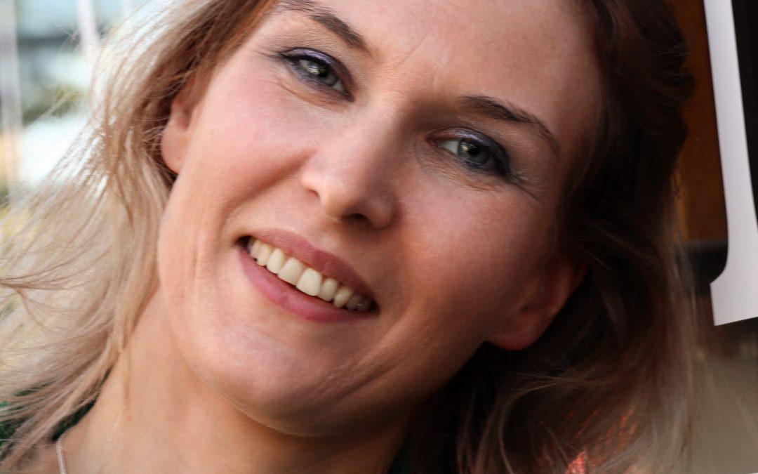 In het zonnetje: Anja van Renselaar