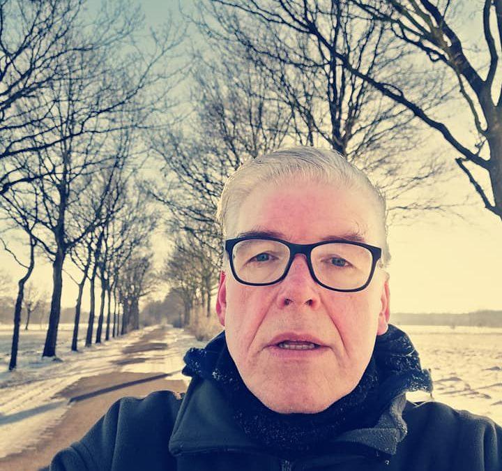 In het zonnetje: Ronald van der Molen